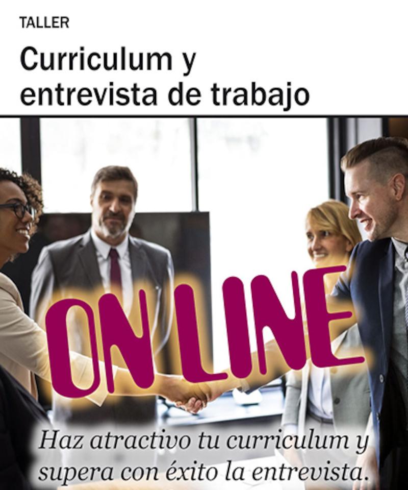 Taller de Currículum y Entrevista de Trabajo