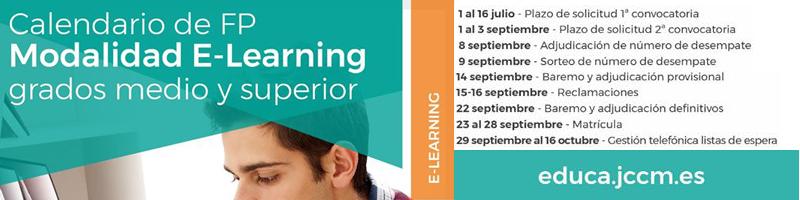 Admisión a Ciclos Formativos E-learning