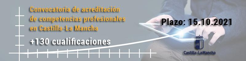 Acreditación de competencias profesionales en Castilla-La Mancha